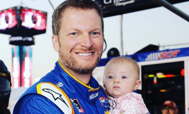 Dale Earnhardt, Jr. Transported to Hospital After Fiery Plane Crash