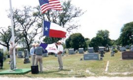 More Texas Rangers are Buried in This Little Cemetery Than Any Other