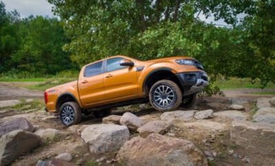 Feel Like a King of the Road: Drive the 2019 Ford F-150 4X2 Supercrew