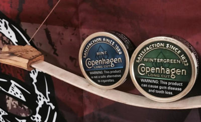 Popular Chewing Tobacco Products Are Being Recalled
