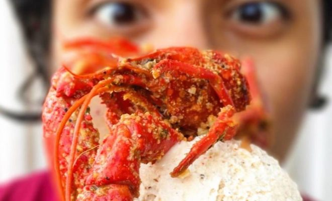 Texas Shop Offers Crawfish-Flavored Ice Cream to Tempt Your Taste Buds