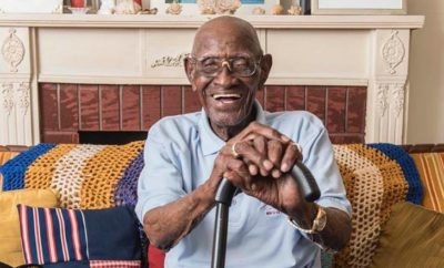 Richard Overton, America's Oldest Veteran, Passes Away at 112