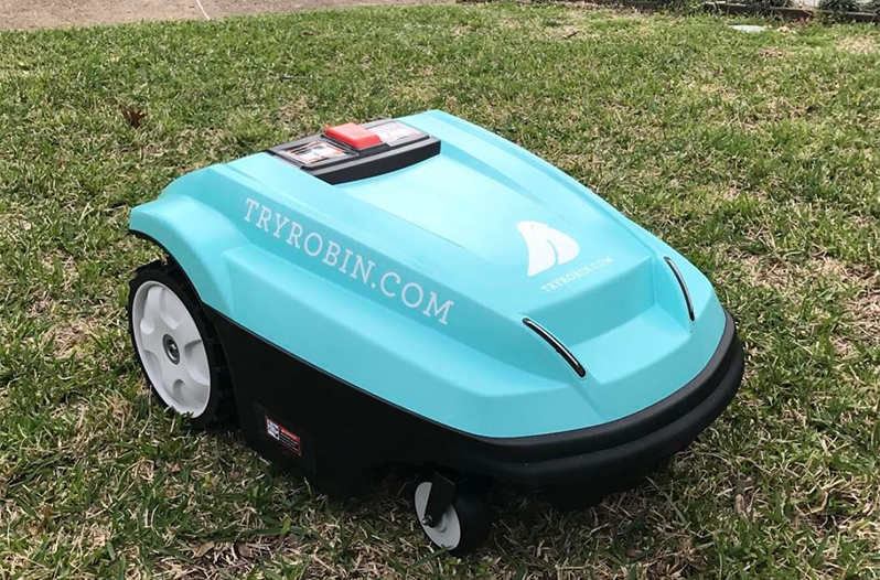 Dallas Lawn Care Service Uses New Robots To Cut Grass