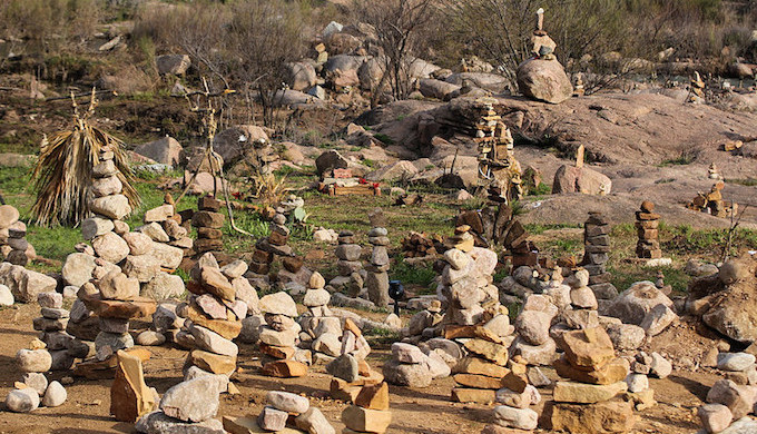 Honor Mother Earth at the Llano Earth Art Fest