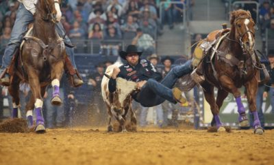 PRCA and RFD-TV Partner for Prestigious 2-Day Texas Rodeo in Arlington