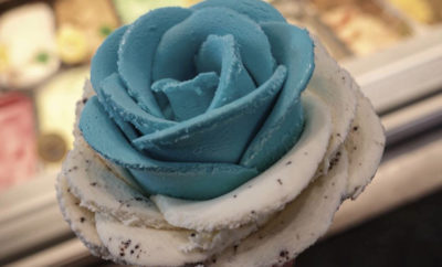 Gelato Flowers Are the New Best Way to Eat Your Ice Cream
