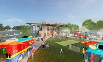 Epic New Food Truck Park Will Showcase a 'True Taste of San Antonio'