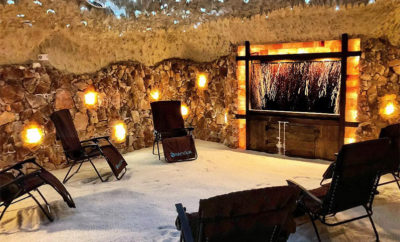 Man-Made Salt Cave in San Antonio Claims to Offer Relief to Allergy Sufferers