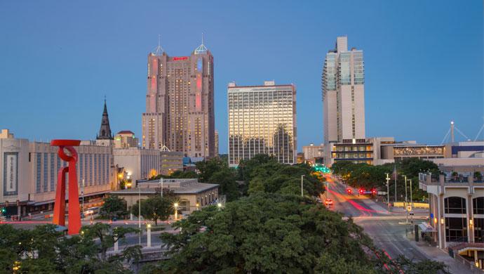 San Antonio Ranks As U S City Of The Future