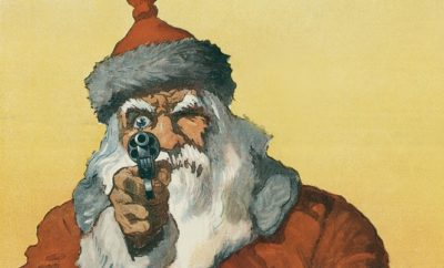 The Santa Claus Bank Robbery: This Texas Town's Bloodiest Crime