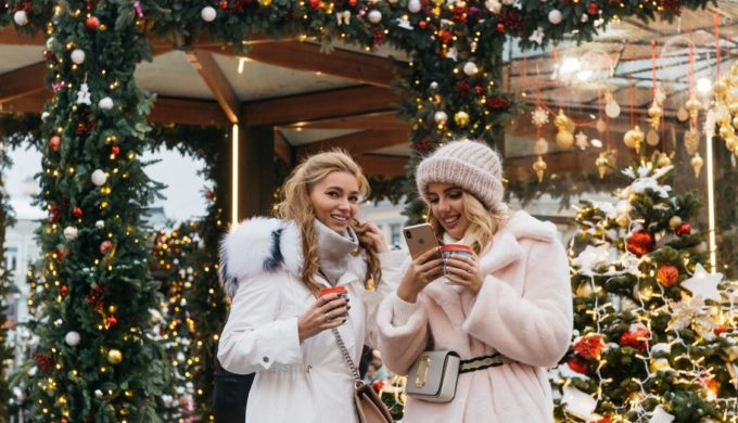 Angels & Mistletoe Holiday Market: A New Hill Country Christmas Tradition