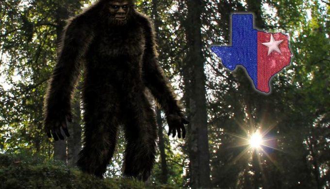 Bigfoot in Texas
