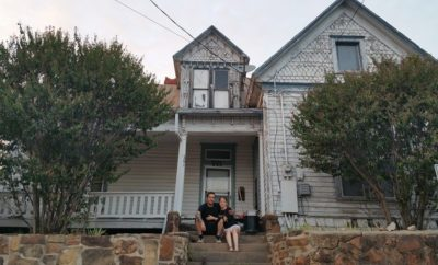 Hunt Ghosts at the Haunted Hill House in Mineral Wells