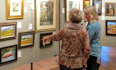 Inviting All Art Lovers to DK's 26th Annual Fine Art Show/Sale the 2nd Weekend in November