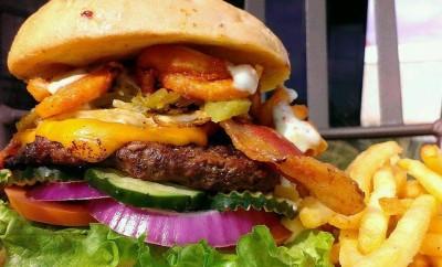 Big Daddy's Burger in Austin, TX