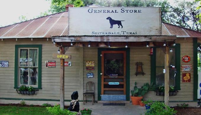 Sisterdale General Store