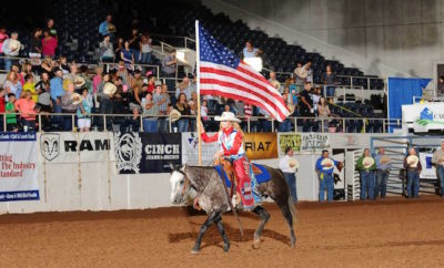 Hill Country Rodeo Queen Goes National