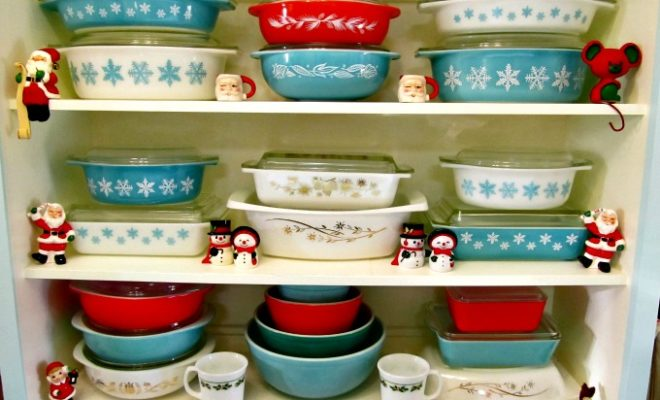 Are You Sitting on a Goldmine? Vintage Pyrex is Worth Serious Cash!