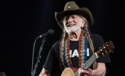Watch: Willie Nelson & Son Sing 'It's Hard to be Humble'
