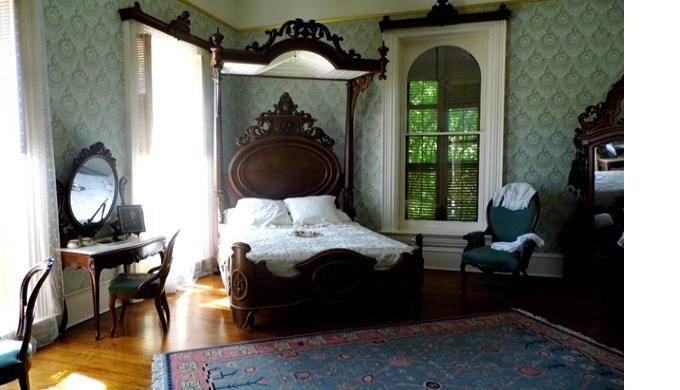 stevens bedroom