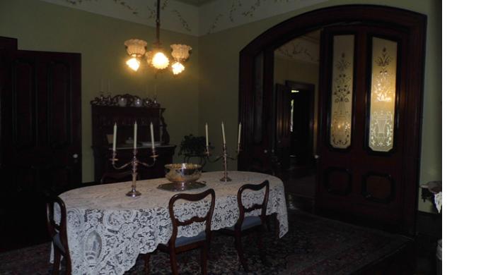 stevens dining room