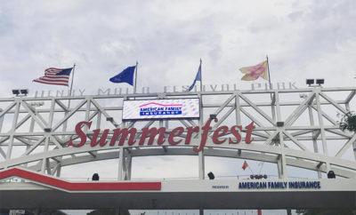 Summerfest Uber