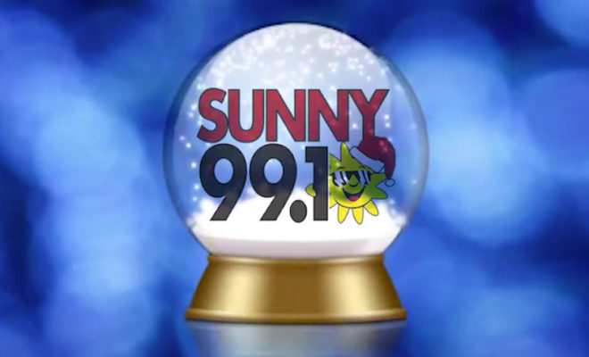 99.1 Christmas Music 2020 Prepare Yourself for Nonstop Christmas Music on Sunny 99.1