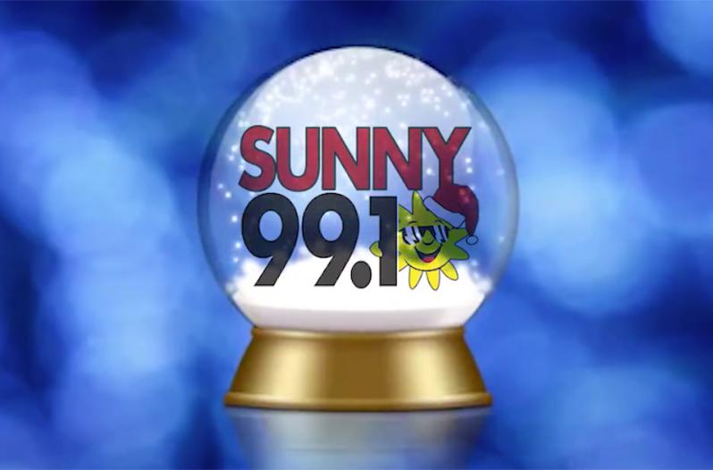 Christmas Music Radio Stations.Prepare Yourself For Nonstop Christmas Music On Sunny 99 1