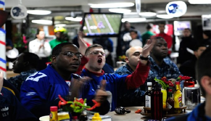 Study: Super Bowl Parties and the Most Popular Food by State