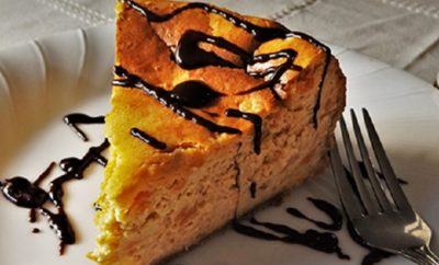 Forget the Main Course and Skip Ahead to Sweet Potato Cheesecake