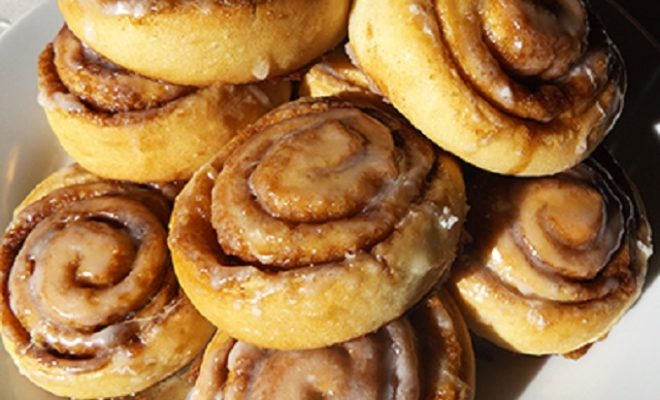 Sweet Rolls Make You Want to Make Time for Breakfast