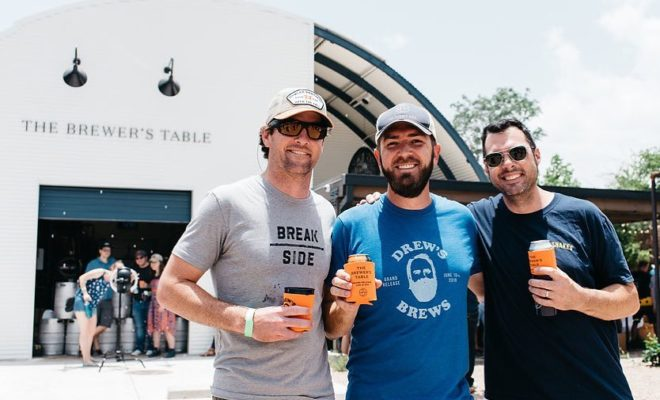 Zero-Waste Texas Brewery Blends Beer and Food for Magical Results