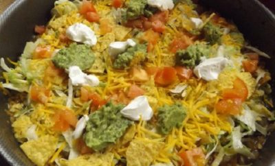Stove Top Taco Casserole Brings 'Cool' Back to One-Pot Cooking