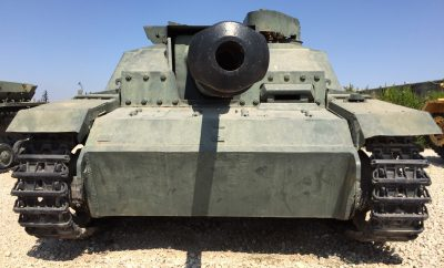 Drive and Shoot Historic Tanks on This Texas Hill Country Ranch