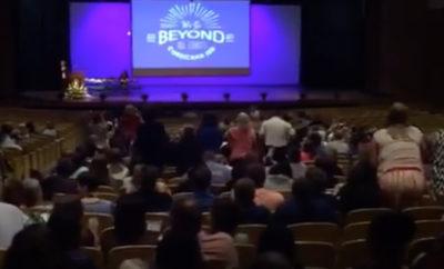 teachers surprise
