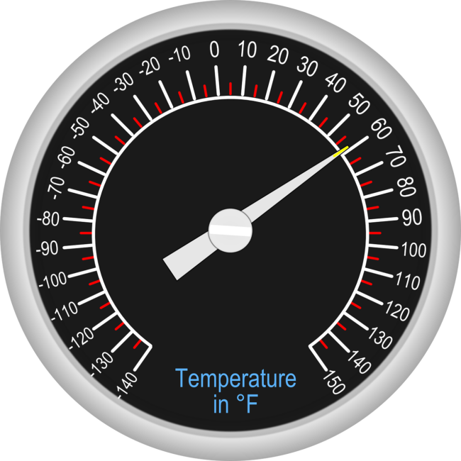 temperature-gage