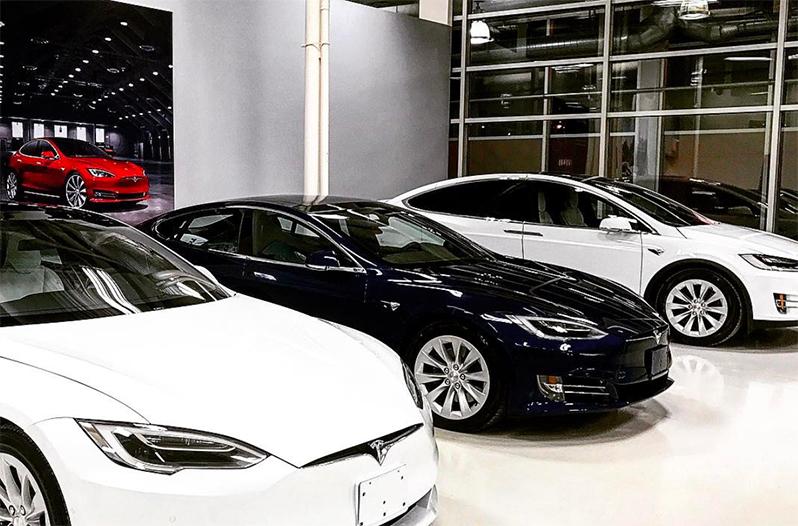 New Tesla Motors Showroom To Open Up In San Antonio