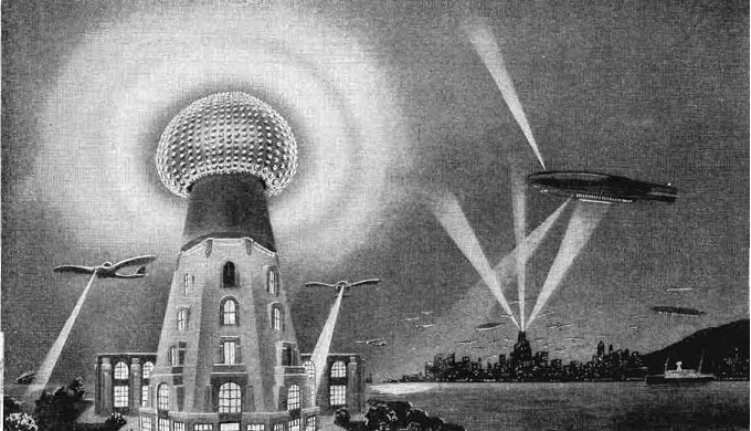 The Truth About the Mysterious Tesla Tower in Texas