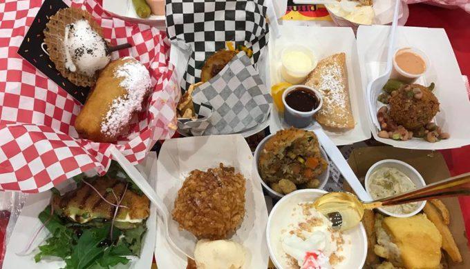 Big Tex 'Blesses' His Favorite 2018 State Fair Food Picks