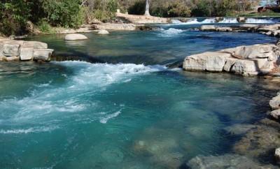 Texas Rivers Quiz