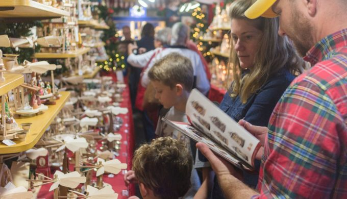 The Texas Christkindl Market is a Magical German Tradition