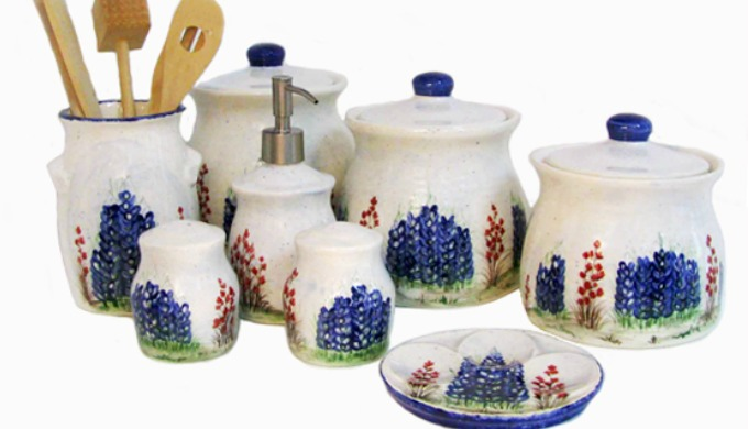 Texas Gifts - hill country ceramics