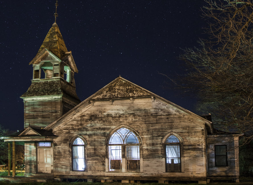 You Have to See These 5 Haunting Texas Ghost Towns