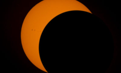 2024 partial solar eclipse