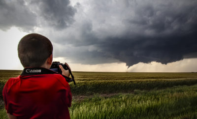 storm chaser texas