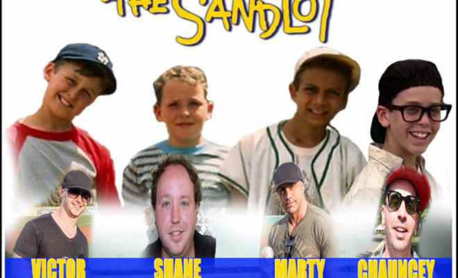 Fans of 'The Sandlot' Can Meet Cast Members on Their Tour