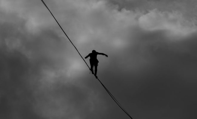 What Do You Call a Peg-Legged Tightrope Artist? Rope Walker
