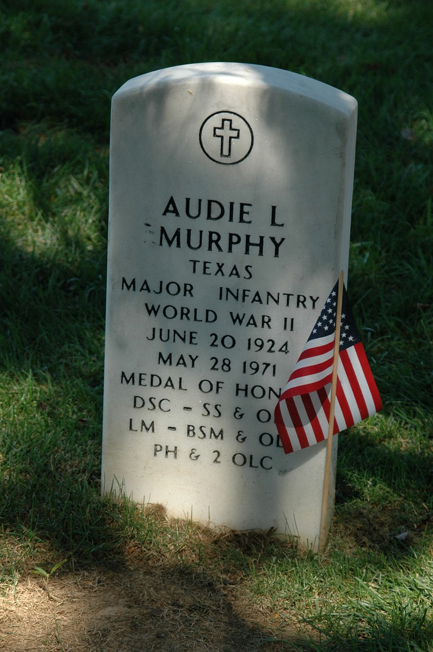 audie murphy grave texas hill country