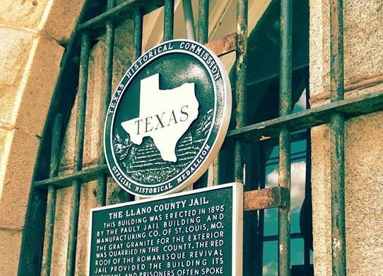 Tour the Llano Red Top Jail for Tales of Hauntings and Hill Country History