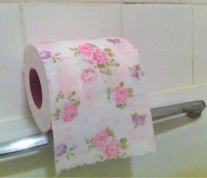 Do You Remember Colored Toilet Paper A